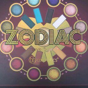 BH cosmetics palette zodiac love signs